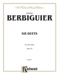 Berbiguier: Six Duets, Op. 59 - Woodwinds