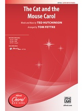 The Cat and the Mouse Carol - Choral
