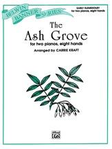 Ash Grove - Piano Quartet (2 Pianos, 8 Hands) - Piano