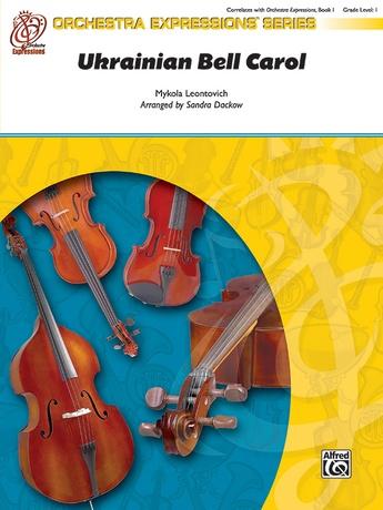 Ukranian Bell Carol - String Orchestra