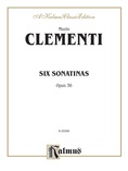 Clementi: Six Sonatinas, Op. 36 - Piano