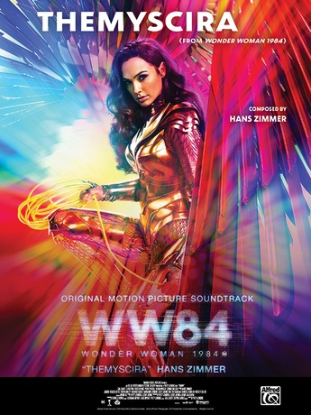 Themyscira (from Wonder Woman 1984) - Piano