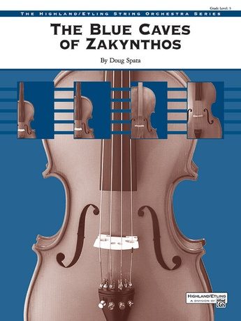 The Blue Caves of Zakynthos - String Orchestra