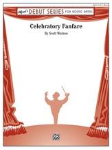 Celebratory Fanfare - Concert Band