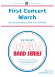 First Concert March - Concert Band
