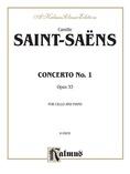 Saint-Saëns: Cello Concerto No. 1, Op. 33 - String Instruments