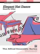 Elegant Hat Dance - Piano Duo (2 Pianos, 4 Hands) - Piano Duets & Four Hands