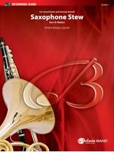 Saxophone Stew - Concert Band