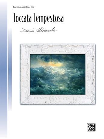 Toccata Tempestosa - Piano Solo - Piano