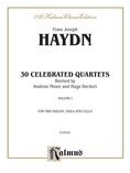 Thirty Celebrated String Quartets, Volume I - Op. 9, No. 2; Op. 17, No. 5; Op. 50, No. 6; Op. 54, Nos. 1, 2, 3; Op. 64, Nos. 2, 3, 4; Op. 74, Nos. 1, 2, 3; Op. 77, Nos. 1, 2 - String Quartet