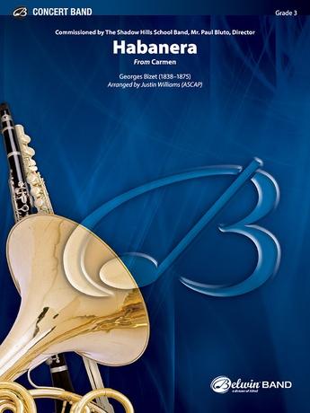 Habanera - Concert Band