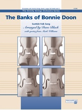 The Banks of Bonnie Doon - String Orchestra
