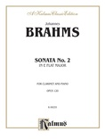 Brahms: Sonata No. 2 in E flat Major, Op. 120 - Woodwinds