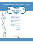 Mozart String Quartets - String Quartet
