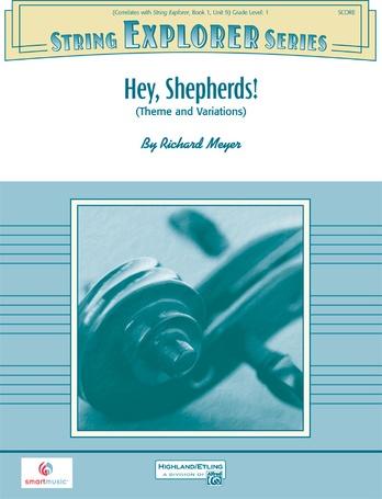 Hey, Shepherds! - String Orchestra