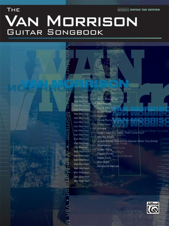 Sweet Thing Van Morrison Authentic Guitar Tab Sheet Music
