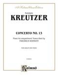 Kreutzer: Concerto No. 13 (Piano acc. Transcr. Friedrich Hermann) - String Instruments