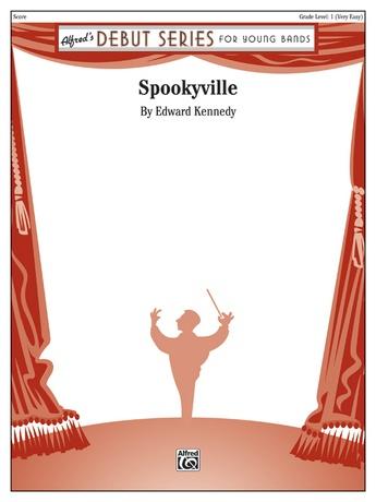 Spookyville - Concert Band
