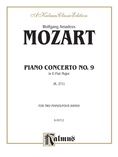 Mozart: Piano Concerto No. 9 in E flat Major, K. 271 - Piano Duets & Four Hands
