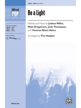 Be a Light - Choral