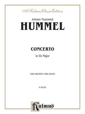 Hummel: Concerto in E flat Major - Brass
