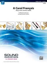 A Carol Français - Concert Band