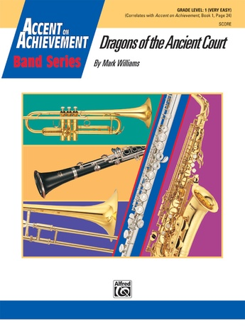 Dragons of the Ancient Court - Concert Band