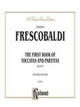 Frescobaldi: First Book of Toccatas and Partitas for Organ or Cembalo (Volume II) - Organ