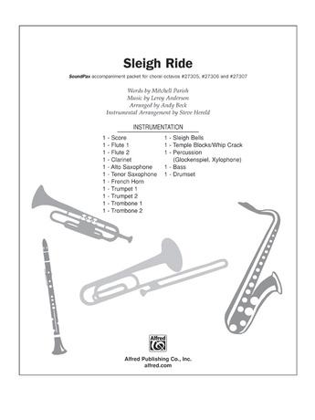 Sleigh Ride - Choral Pax