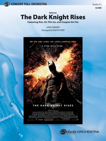 Batman: The Dark Knight Rises: 2nd B-flat Trumpet -