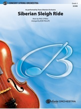 Siberian Sleigh Ride - String Orchestra