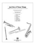 Just One of Those Things - Choral Pax