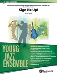 Sign Me Up! - Jazz Ensemble