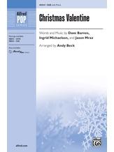 Christmas Valentine - Choral