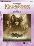 The Lord of the Rings: The Fellowship of the Ring, Symphonic Suite from - Concert Band