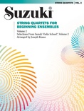 String Quartets for Beginning Ensembles, Volume 2 - String Quartet