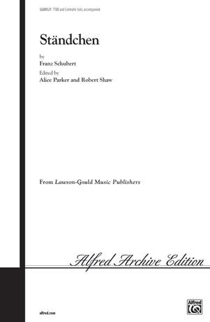 Ständchen (Serenade) - Choral