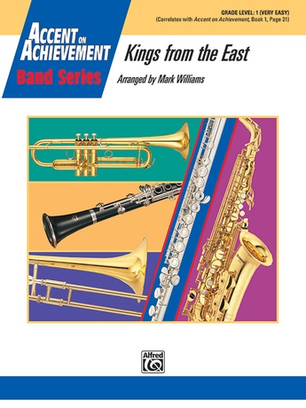 Kings from the East - Concert Band