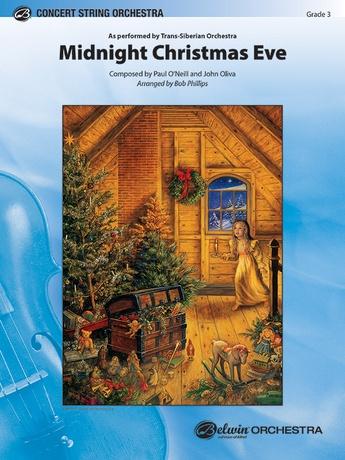 MIDNIGHT CHRISTMAS EVE/PCS -