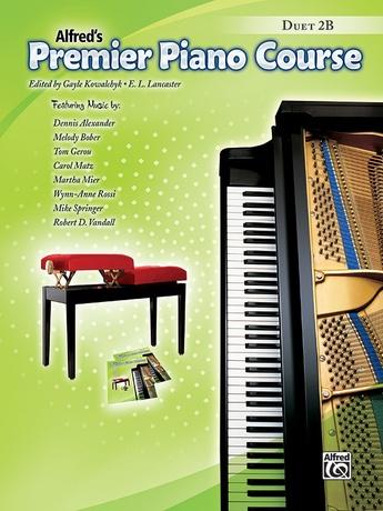 Premier Piano Course, Duet 2B - Piano Duets & Four Hands