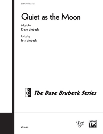 Quiet As the Moon - Choral