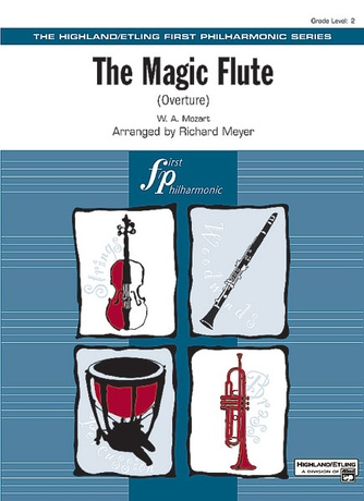 The Magic Flute (Overture) - Full Orchestra