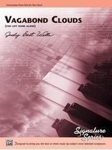 Vagabond Clouds (for left hand alone) - Piano Solo - Piano