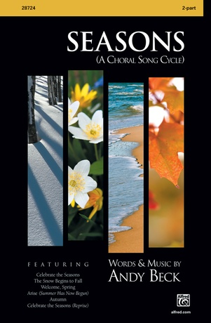 Seasons (A Choral Song Cycle) - Choral