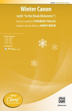 Winter Canon - Choral
