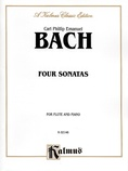 Bach: Four Sonatas - Woodwinds