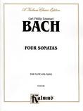 Bach: Four Sonatas - Woodwinds