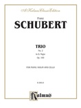 Schubert: Trio No. 2 in E flat Major, Op. 100 - String Ensemble