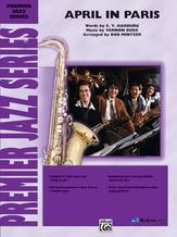 April in Paris - Jazz Ensemble