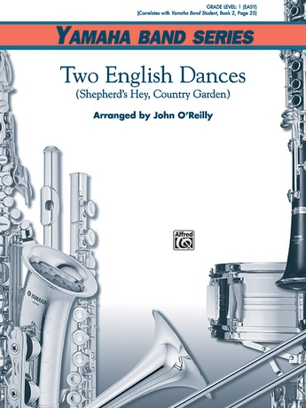 Two English Dances - Concert Band